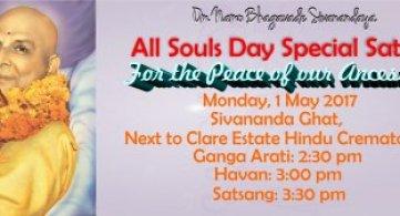 All Souls' Day Maha Satsang