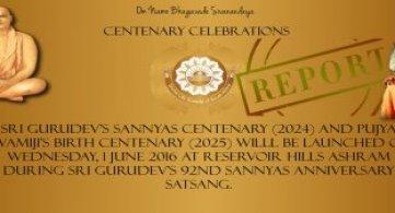 Report on Guru Bhakti Yoga Workshop & The Masters's 92nd Sannyas Anniversary