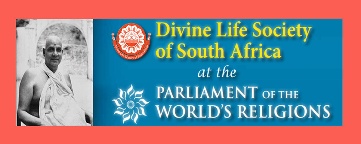 Report on the Parliament of the World's Religions 2015