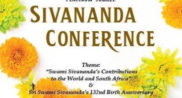 Platinum Jubilee Sivananda Conference!