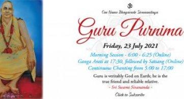 Report: Guru Purnima 2021