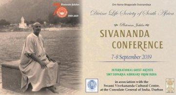Report: Platinum Jubilee Sivananda Conference!